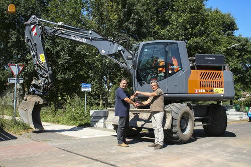Atlas 150W voor Pauwels Nijmegen