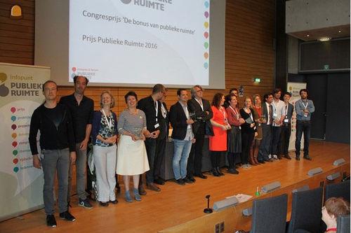 Projectoproep Prijs Publieke Ruimte 2017