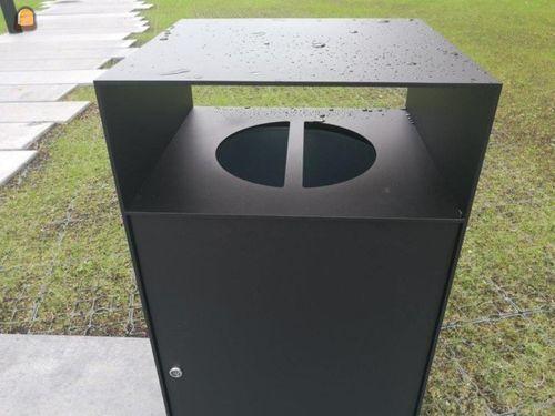Stijlvol afvalbeheer voor een stijlvolle omgeving