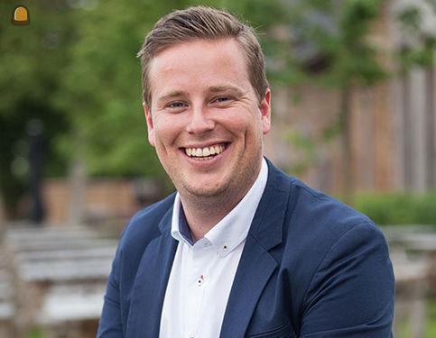 Tom Hoogmartens wint prijs Jonge Vlaamse Aannemer van het jaar in categorie infrastructuur
