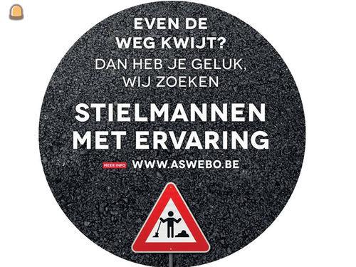 Aswebo en Aannemingen Van Wellen organiseren jobdagen op 21 en 28 januari