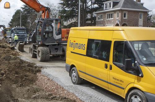 BESIX neemt Belgische bedrijven van Heijmans over