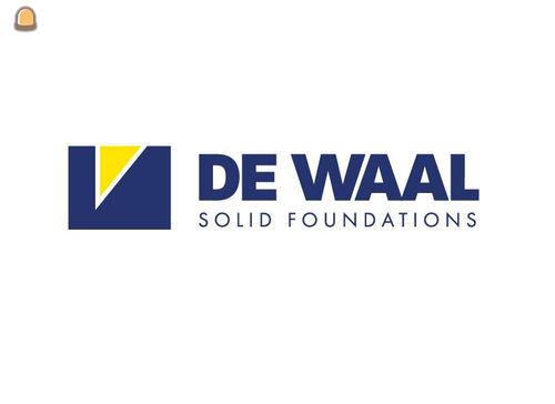 De Waal Palen, Wig Palen en Olivier Funderingstechnieken worden samen De Waal Solid Foundations