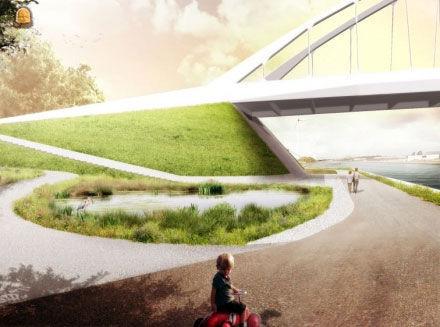 Startschot voor verhoging 7 bruggen over Albertkanaal