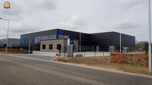 Opening nieuw bedrijfspand GP Equipment BV