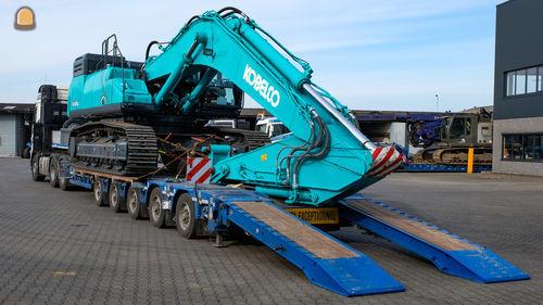 Nieuwe 80 tons opritten voor Manoovr met gieksleuf