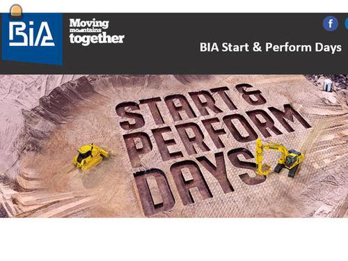 BIA organiseert Start & Perform Days vanaf vrijdag 18 mei