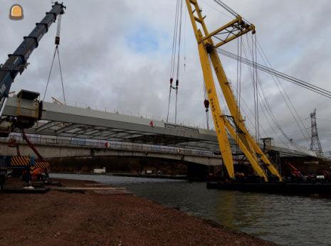 Vlaamse Waterweg schakelt studiebureaus in om verhoging bruggen Albertkanaal tijdig af te werken