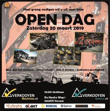 Open dag bij Verkooyen
