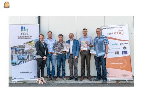Gemeente Kruibeke neemt deel aan Operatie Perforatie en wint waterdoorlatende bestrating
