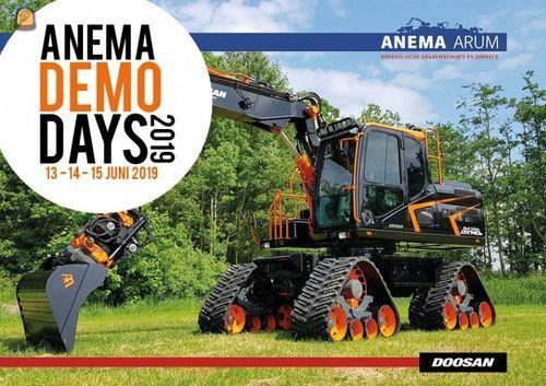 13 t/m 15 juni Anema Demo Days