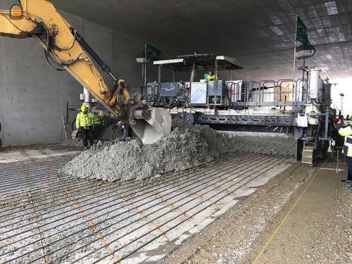 Workshop over Tweelaagse betonverhardingen