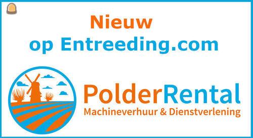 PolderRental uit Schoonhoven sluit zich aan bij het grootste infra netwerk van de BeNeLux.