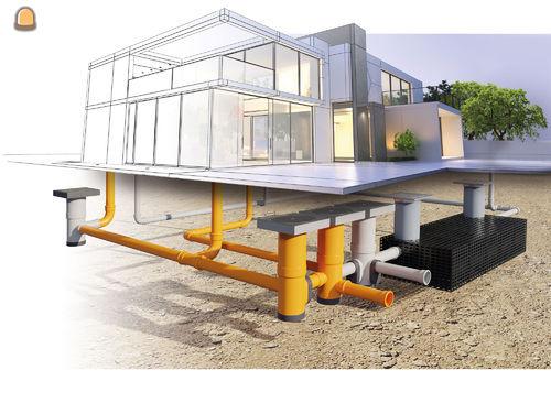 Deschacht biedt als eerste rioleringsspecialist een Building Information Modeling aan