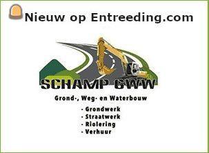 Schamp GWW sluit zich aan bij het grootste infra netwerk van de BeNeLux.