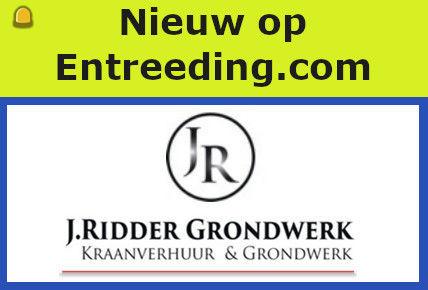 J. Ridder Grondwerk sluit zich aan bij het grootste infra netwerk van de BeNeLux.