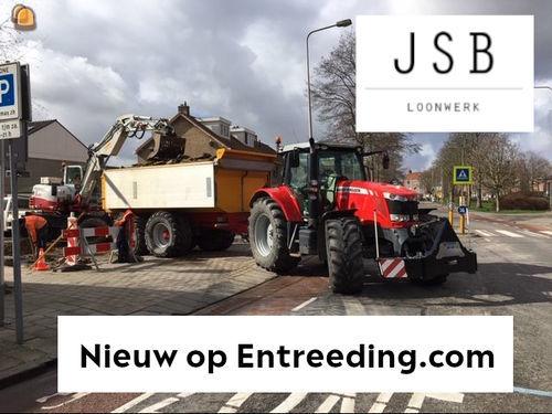 JSB Loonwerk uit Nigtevegt sluit zich aan bij het grootste infra netwerk van de BeNeLux.