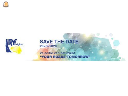 2e editie evenement Your Roads Tomorrow