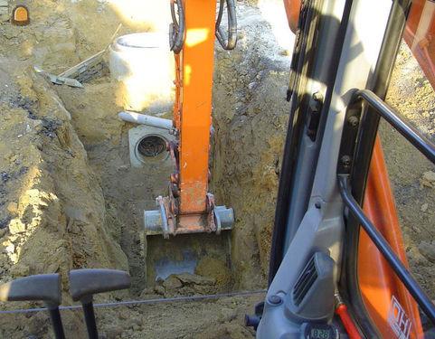 Praktijkopleiding Uitvoering werken voor aanleg van riolering en huisaansluitingen in maart