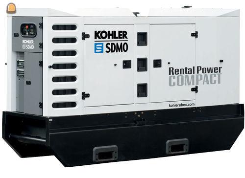 Start partnership BIA voor distributie KOHLER-SDMO stroomgeneratoren