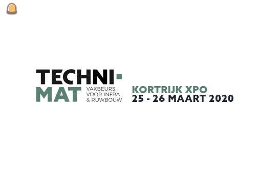 Techni-Mat haakt in op belangrijke thema's infra en ruwbouw