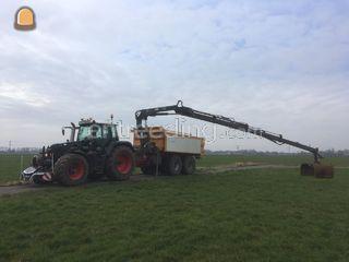 VGM kipper + Hiab laadkra... Omgeving Zwolle