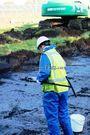 Saneringswerken bodemsanerings medewerkers