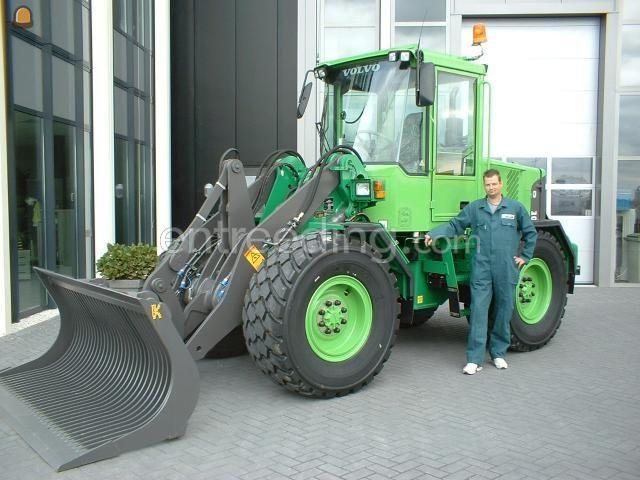 Wiellader / shovel Volvo L50E