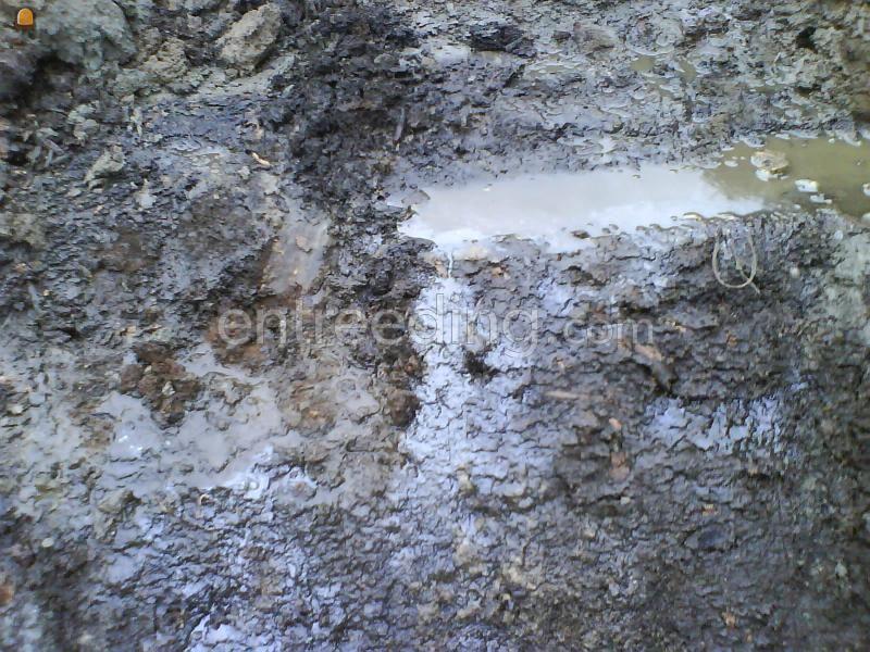 Saneringswerken Olie saneringen