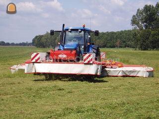 kuhn triple grasmaaier Omgeving Venlo