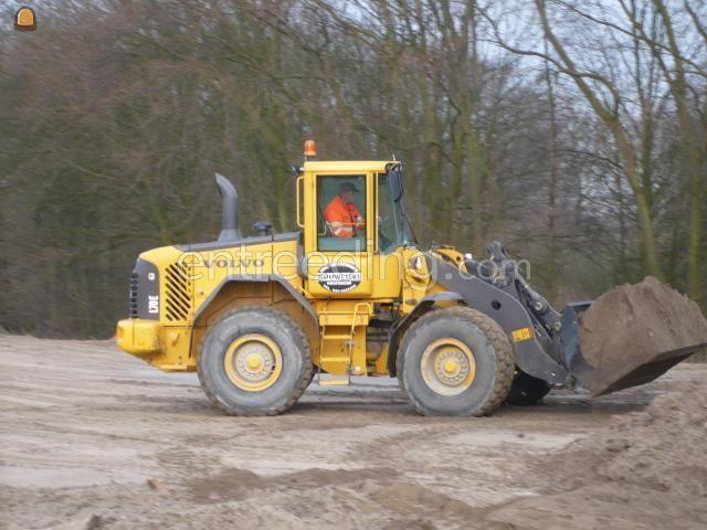 Wiellader / shovel Volvo L70E
