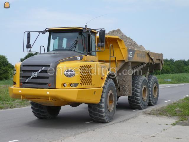 Dumper Volvo A25E