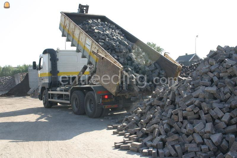 Betonstraatstenen / betonklinkers / bkk's