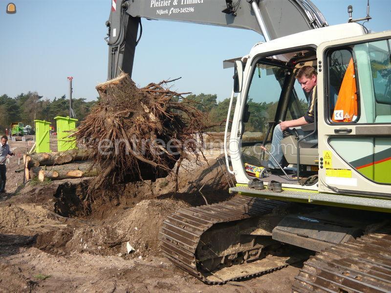 Groenaanleg, onderhoud en omgevingswerken
