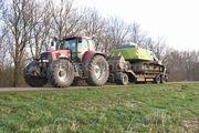 Dieplader / oprijwagen Scania 144L