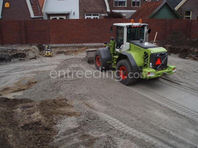 Wiellader / shovel Volvo L70F
