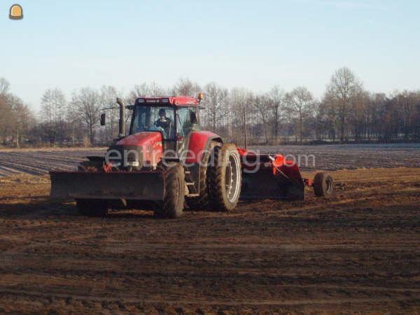 Tractor + kilver CVX + Bos
