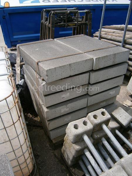 betonplaat zwart antraciet
