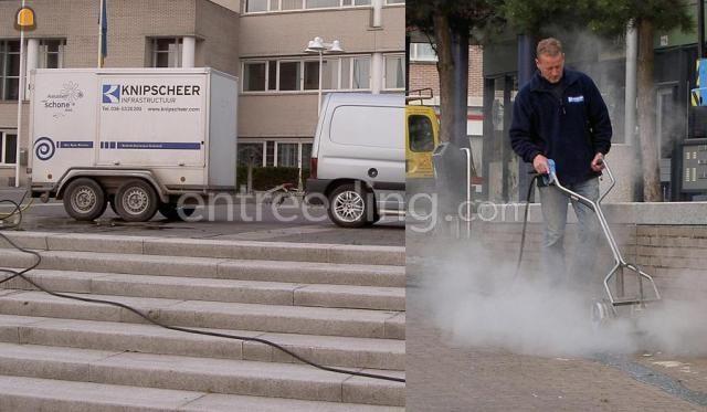 Wasinstallaties Hot Water Unit Blaster