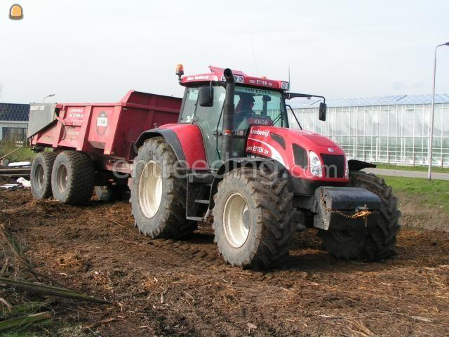 Tractor New Holland TVT170 (2x)