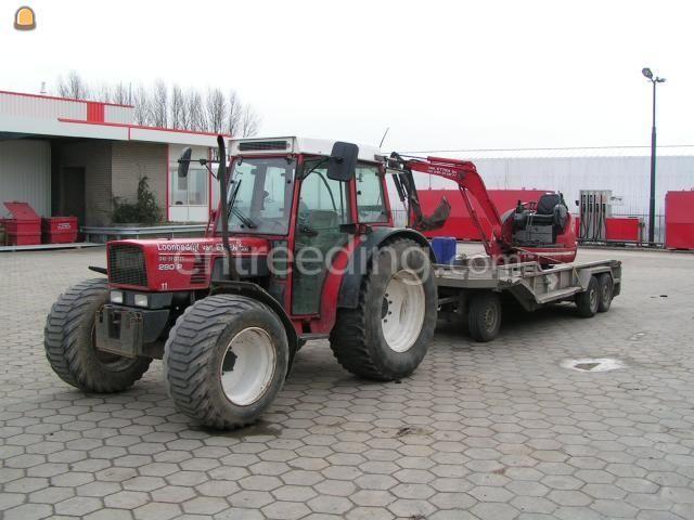 Tractor Fendt 280S (2x)