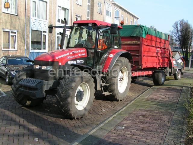 Tractor New Holand TM115