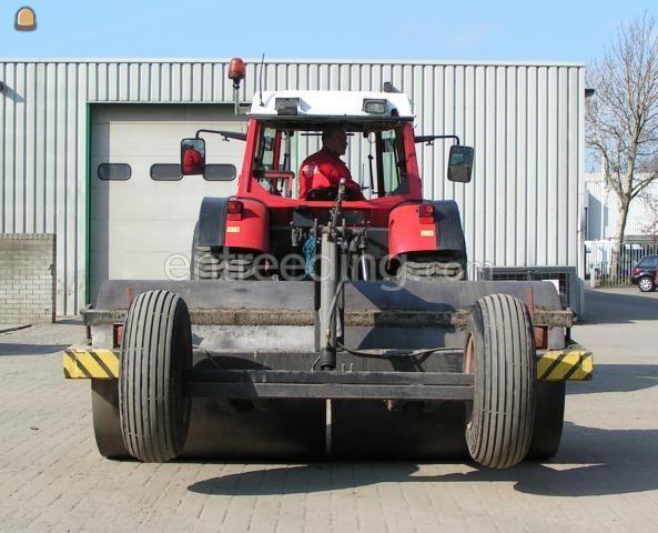 Tractor Trekker + wals
