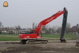 Doosan Long Reach 2000 lt... Omgeving Rotterdam