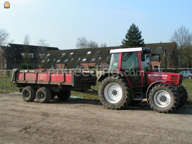 Tractor Fendt 307 (2x)