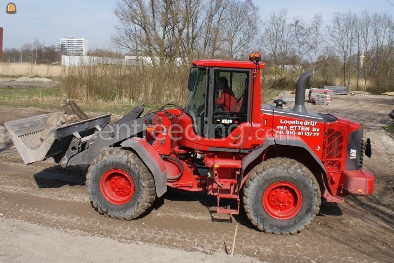 Wiellader / shovel Volvo L60F