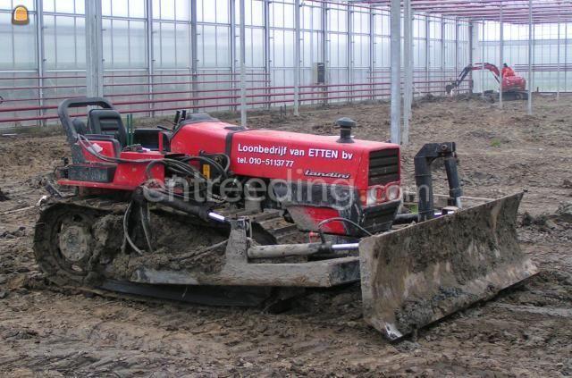Bulldozer Landini