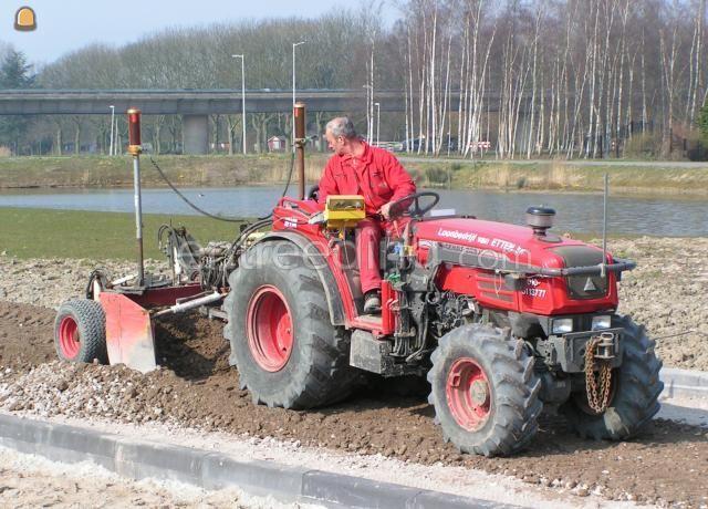 Tractor Fendt 209V (16x)
