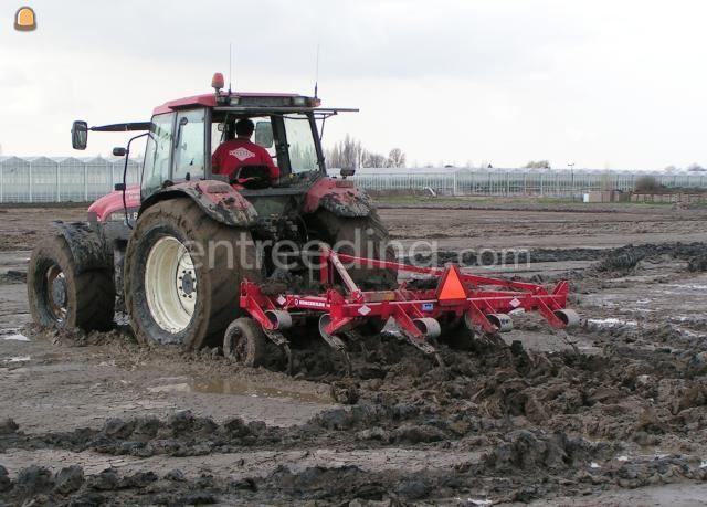 Tractor Trekker + triltandcultivator