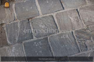 scherpe condities kasseie... Omgeving Brugge